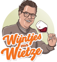 Wijntjes van Wietze Logo