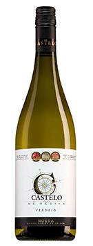 wijn afl. 20 - Castelo de Medina Rueda Verdejo