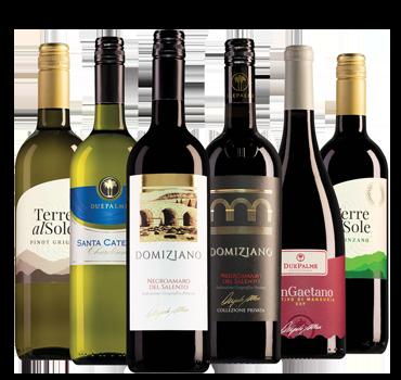 wijnpakket: adembenemend Apulië