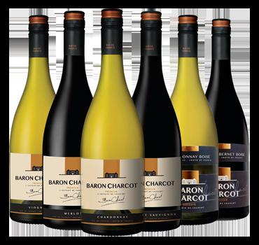 wijnpakket: Baron Charcot