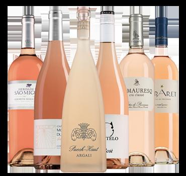 wijnpakket: rosé