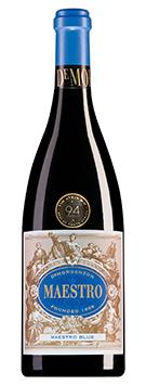 wijn afl. 21 - DeMorgenzon Stellenbosch Maestro Blue