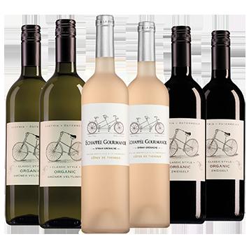 wijn afl. 25 - wijnen om voor om te fietsen met Wietze