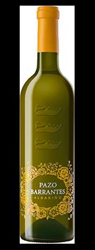 wijn afl. 36 - pazo barrantes Albariño