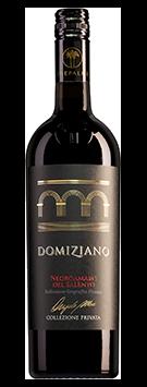 wijn afl. 35 - domiziano negroamaro del Salento